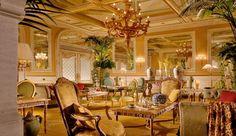 Romance In Rome:Hotel Splendide Royal