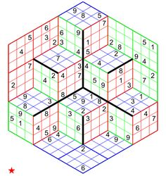 Sudoku 3 Dimensions 735 n 7342 Logic Games, Math Games, Number Games, Fill In Puzzles, Puzzles For Kids, Sudoku Puzzles, Logic Puzzles, Math Worksheets, Math Resources