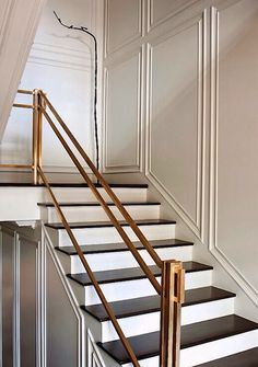 brass-stairs