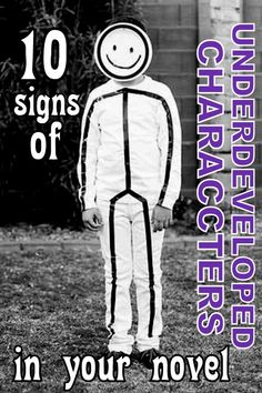 10 signs of an underdeveloped character
