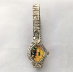 A personal favorite from my Etsy shop https://www.etsy.com/listing/254331678/broken-china-jewelry-vintage-watch