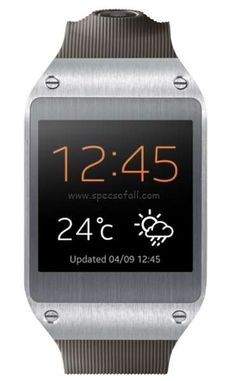 Samsung Galaxy Gear - Full Specifications, Price