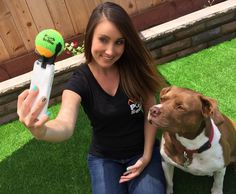 Pooch Selfie™ Smartphone Attachment - Get ready to take the best selfies you will ever take with your pup! | Explore some of the coolest products on the web >>> follow @gwylio0148