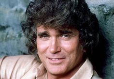 Micheal Landon has the strength to tame a rugged land