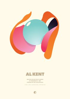 Al Kent Poster - Yukunkun, Beirut - Saeed Abu-jaber Poster Layout, Design Poster, Design Art, Print Design, Logo Design, Graphic Design Typography, Graphic Design Illustration, Graphic Art, Digital Illustration