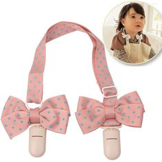 amazones gadgets WU Bowknot Style Baby Bib Clip Stroller Blanket Clip Essential for Outdoor: Bid: 7,90€ Buynow Price 7,90€ Remaining 03…