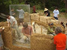 Cob Building Workshop.Learn Natural Building with SunDog School of Natural Building
