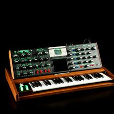 i drool for this moog synth