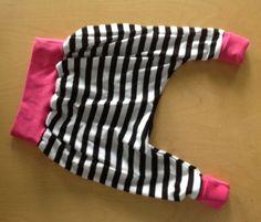 Marimekko BABY harem pants Pink details