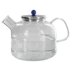 Adagio Water Glass Kettle http://www.englishteastore.com/water-kettle.html
