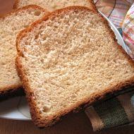 Fotografie receptu: Toastový chléb z domácí pekárny Cornbread, Banana Bread, Toast, Menu, Ethnic Recipes, Food, Millet Bread, Menu Board Design, Eten