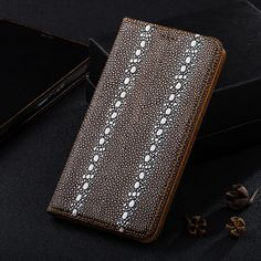 >> Click to Buy << High Quality Pearl Fish Texture Leather Cover For Apple iPhone 7 / 7 Plus Luxury Magnet Flip Stand Mobile Phone Case + Free Gift #Affiliate