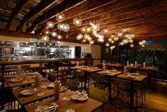 Smokehouse Restaurant | SMOKEHOUSE Restaurant by bazik, Tokyo – Japan » Retail Design Blog