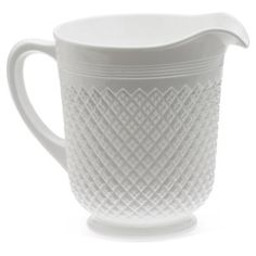 Check out this item at One Kings Lane! Addison Pitcher, Milk