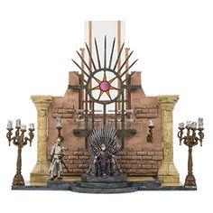 McFarlane Toys Game of Thrones Iron Throne Room Construction Set McFarlane Toys http://www.amazon.com/dp/B01562S5R6/ref=cm_sw_r_pi_dp_iIkywb0QZ1Q6Y