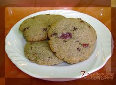Keksz Blog: Rozskeksz meggylekvárral Cookies, Desserts, Blog, Biscuits, Deserts, Blogging, Dessert, Cookie Recipes, Postres