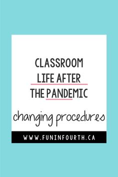 Returning to Class After COVID-19. 8 tips for class routines you can use when your class goes back to school after being out for the Covid-19 pandemic. Be sure to check out this post so you'll be prepared! #BacktoSchoolRoutines #ClassRoutines Classroom Hacks, Classroom Routines, Classroom Behavior, School Classroom, Classroom Organization, Classroom Management, Beginning Of The School Year, New School Year, Going Back To School
