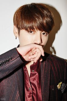 MEN OF THE YEAR #BTS at GQ Korea Magazine December 2016 issue