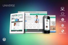 Universe - Multi-Purpose WordPress by @Graphicsauthor