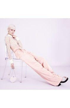 Street Chic - wide leg trousers + cute crop