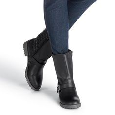 Cushion Walk® Out-and-About Moto Bootie only $29.99 | #Shoes #Clearance #WhileSuppliesLast #Avonrep