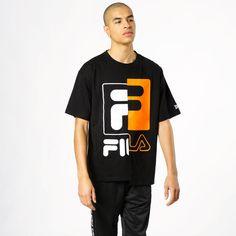 3818139870a6f T-shirt - Bisect FILA X Junkyard XXXY Estampa Masculina