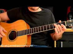 ▶ Lesson 012 | The Sweetest Blues Turnaround in E - YouTube