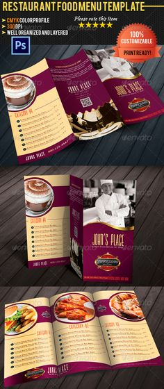 Caribbean Restaurant Take-Out Menu Template Caribbean restaurant - lunch menu template free
