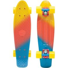 Penny Painted Fade Series Original Complete Skateboards