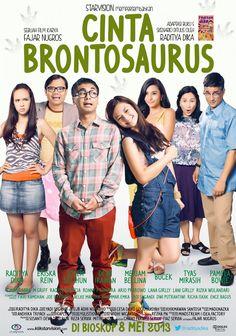 Cinta Brontosaurus (Fajar Nugros) • 8 Mei 2013