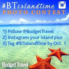 Less than two weeks left, Instagrammers! Don't miss your chance to get featured across all of our social media platforms and in the digital edition of Budget Travel magazine! http://instagram.com/budgettravel/