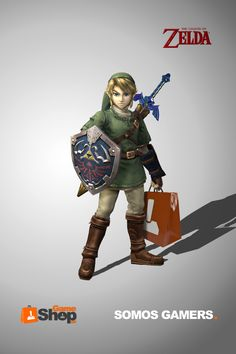 Link is a Gamer