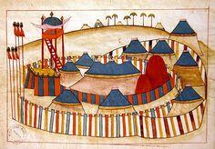 Turkish camp -17. century