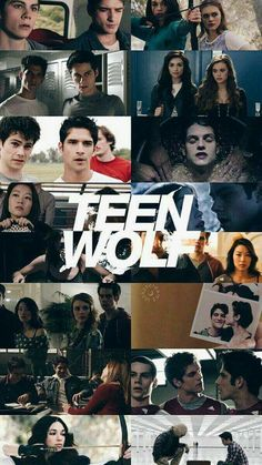 And yet this picture wasn't enough to tell how many stories were enclosed in just eight letters. And that is TEEN WOLF Teen Wolf Stiles, Teen Wolf Scott, Teen Wolf Mtv, Teen Wolf Boys, Teen Wolf Dylan, Teen Tv, Teen Wolf Tumblr, Teen Wolf Memes, Teen Wolf Quotes