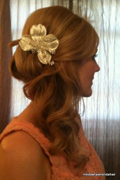 Mindy Whalen Bridal Hair, Wedding Beauty & Health, Maryland - Baltimore and surrounding areas