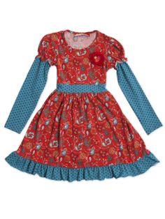 Vestido Lanilla Pop