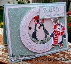 Crafty Maria's Stamping World