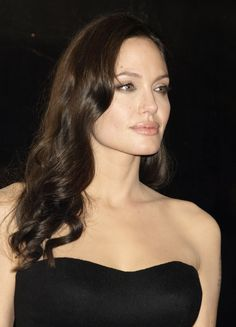 Angelina Jolie - beautiful, classy, and compassionate