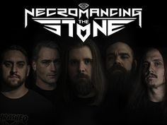 Thrashers NECROMANCING THE STONE sign to Metal Blade Records!