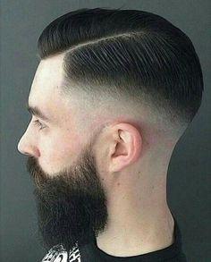 Popular Haircuts, Cool Haircuts, Hairstyles Haircuts, Haircuts For Men, Shot Hair Styles, Hair And Beard Styles, Mens Summer Hairstyles, Gentleman Haircut, Low Fade Haircut