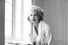 "Michelle Williams as Marilyn Monroe in ""My Week with Marilyn"""