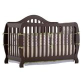 Found it at Wayfair - Monza 2 in 1 Fixed Side Convertible Crib in Espresso