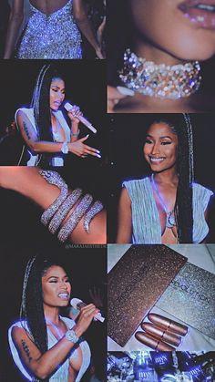 Nicki Manij, Nicki Minaj Barbie, Nicki Minaj Videos, Nicki Minaj Pictures, Bad Girl Wallpaper, Rap Wallpaper, Nicki Minaj Wallpaper, Celebrity Wallpapers, Black Barbie