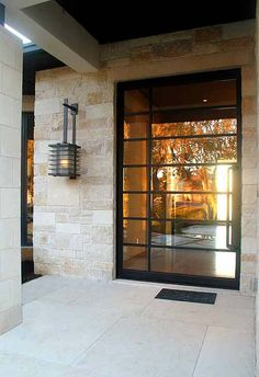 Rehme Steel Windows and Doors - Tom loves this one!