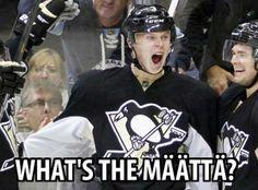 What's The Maatta?