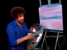 Bob Ross Autumn Woods -The Joy of Painting (Season 10 Episode ★ The Joy Of Painting, Painting On Wood, Painting & Drawing, Basic Painting, Painting Tools, Bob Ross Painting Videos, Bob Ross Paintings, Pinturas Bob Ross, Robert Ross