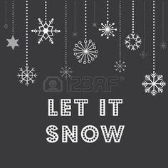 クリスマスの雪の背景 - 黒板テクスチャ クリスマス雪の結晶の背景