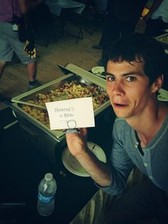 dylan o'brien the maze runner | potatoes for dylan