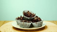 Perełka wśród ciastek - płatki kukurydziane z czekoladą
