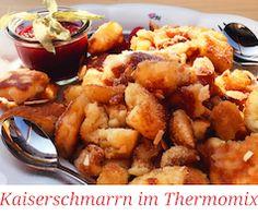 Kaiserschmarrn ala Sansibar im Thermomix